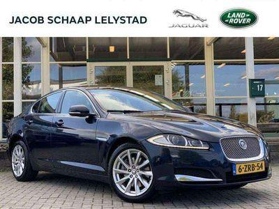 tweedehands Jaguar XF 2.2D Aut. 163pk Premium Business Edition