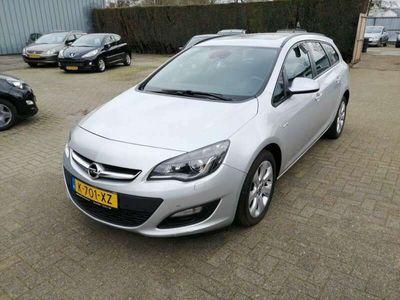 tweedehands Opel Astra SPORTS TOURER 1.4 TURBO 140PK SPORT