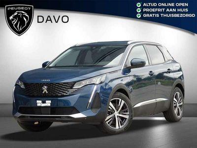 tweedehands Peugeot 3008 1.6 HYbrid 225 Blue Lease Allure Automaat, Plug-in