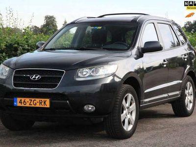 tweedehands Hyundai Santa Fe 2.7i V6 Freestyle Navigatie/Parkeersensor/Apk 08-2