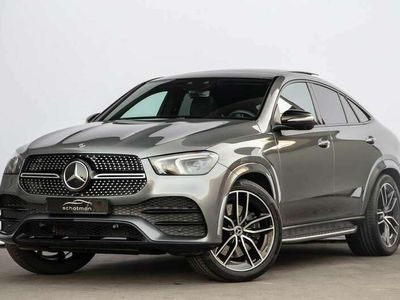 tweedehands Mercedes GLE400 Coupé d 4MATIC Premium Plus AMG Luchtvering Pano H
