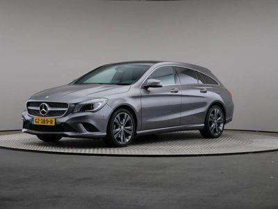 tweedehands Mercedes CLA200 Prestige, Automaat, Leder, Navigatie, Schuifdak, X