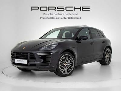 tweedehands Porsche Macan Turbo