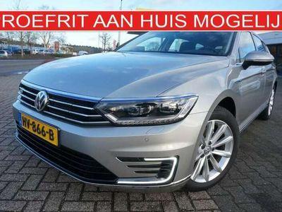 tweedehands VW Passat VARIANT 1.4 TSI PHEV GTE HIGHLINE DSG, LEER, NAVI, PRIJS EX
