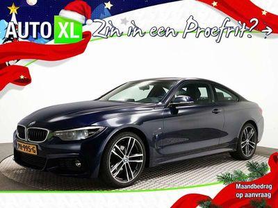 tweedehands BMW 420 420 Coupé i Automaat 184PK Executive M-Sport Navi+