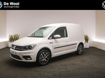 tweedehands VW Caddy 2.0 TDI 75pk L1H1 Exclusive Edition | Navigatie, A