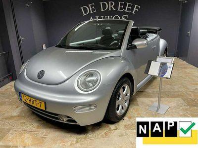 tweedehands VW Beetle NewCabriolet ZONDAG ' s open van 12-tot 17 uur