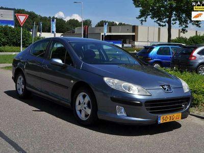 tweedehands Peugeot 407 2.0-16V Premium/CLIMA AIRCO/LM-VELGEN/ZEER COMPLEE