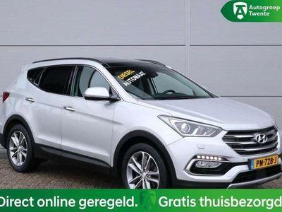 tweedehands Hyundai Santa Fe 2.2 CRDi i-Catcher / Automaat / Navi / Schuifdak