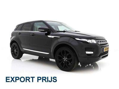 tweedehands Land Rover Range Rover evoque 2.2 SD4 4WD Prestige AUT. *PANO+NAVI+VOLLEDER+XENO