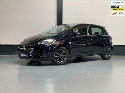 tweedehands Opel Corsa 1.4 Online Edition 2.0   automaat   pdc   LMV