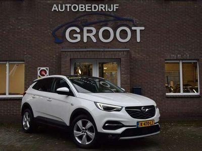 tweedehands Opel Grandland X 1.2 TURBO ULTIMATE
