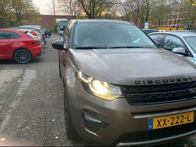 tweedehands Land Rover Discovery Sport TD4 Aut. HSE