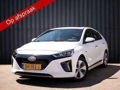 tweedehands Hyundai Ioniq Premium EV, (Subsidie Mogelijk) Leer, Schuifkanteldak, Parke