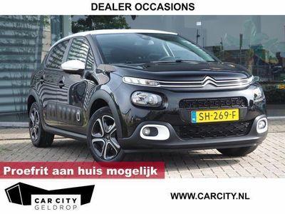 tweedehands Citroën C3 1.2 110PK PureTech S&S Shine / DAB / Navigatie / P
