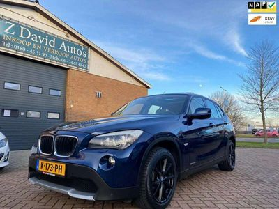 tweedehands BMW X1 SDrive18i High Executive- Automaat - Pano -Leer- s