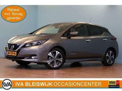 tweedehands Nissan Leaf PRIJS INCL BTW N-Connecta 40 kWh CLIMATE NAVIGATIE