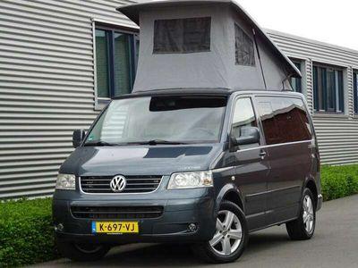 tweedehands VW Multivan T52.5 TDI Camper 7-Persoons Slaaphefdak Airco PDC!