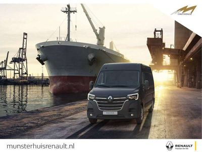 tweedehands Renault Master L3H2 T35 Energy dCi 150 EU6 FWD Work Edition - Nie