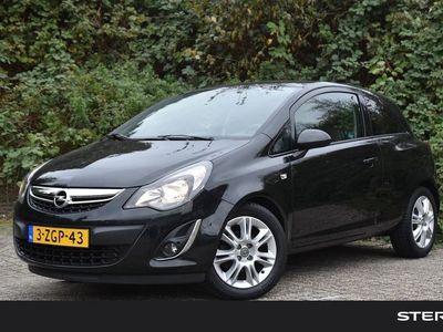 tweedehands Opel Blitz Corsa 1.2 Twinport 85pk 3dECC Navigatie 16 Inch
