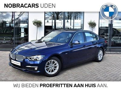 tweedehands BMW 320 320 dA High Executive / LuxuryLine / Led / Leder /