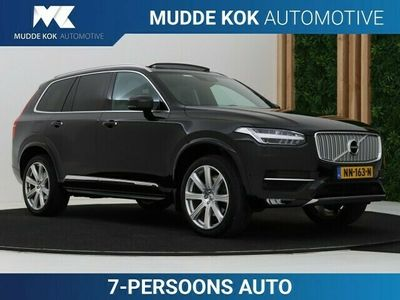 tweedehands Volvo XC90 2.0 D5 AWD Inscription | 7P | Luchtvering | B&W |