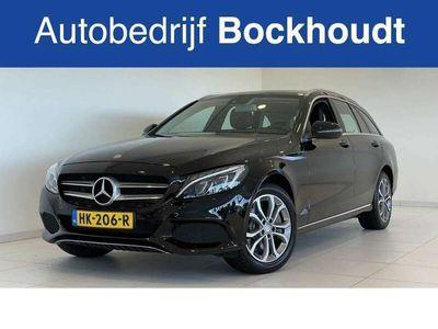 tweedehands Mercedes C350 Estate 350 e Lease Edition | Ex BTW | Navigatie