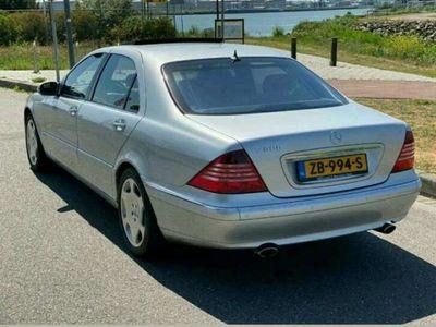 tweedehands Mercedes S600 Limousines V12 | BiTurbo | 500 PS