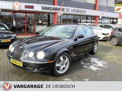 tweedehands Jaguar S-Type 2.5 V6 Midnight,Automaat,winter zomerset
