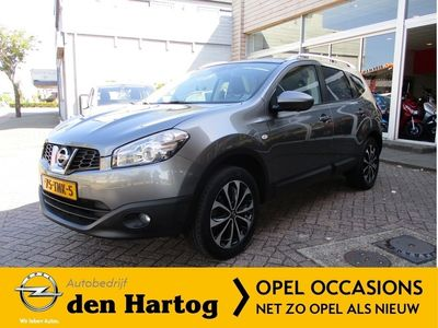 tweedehands Nissan Qashqai +2 2.0 Connect Edition 7 Persoons/Panoramadak/Navi/36