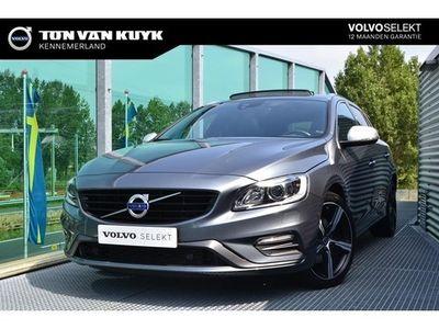 tweedehands Volvo V60 T4 190pk Start/Stop Geartronic R-Design /...