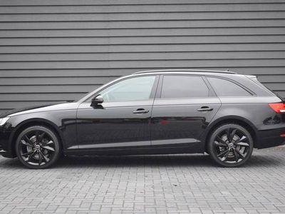 tweedehands Audi A4 Avant 2.0 TDI 122pk H6 Black Edition Xenon Privacyglass Clima