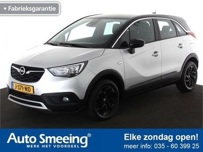 tweedehands Opel Crossland X 1.2 Turbo Innovation | 130PK | Navigatie | Zondag