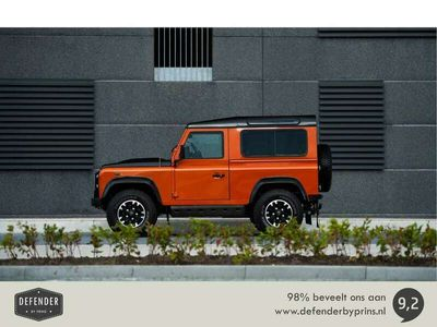 tweedehands Land Rover Defender 2.2 TD4 90 Adventure Limited Edition | VAN | LEDER