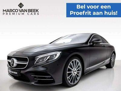 tweedehands Mercedes 450 S-Klasse Coupé4MATIC Premium Plus AMG Geïnteresseerd?