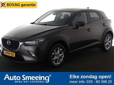 tweedehands Mazda CX-3 2.0 SkyActiv-G 120 TS+ | Navigatie | LED | Keyless
