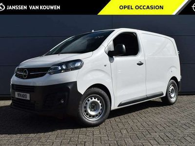 tweedehands Opel Vivaro -e 50kWh L1H1 Edition HL 100% Έlectric, zeer com