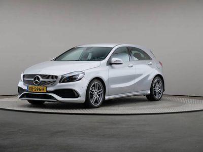 tweedehands Mercedes 200 A-Klasse136 Pk Ambition Amg Line, Automaat, Led, Navigatie