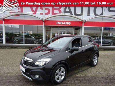 tweedehands Opel Mokka 1.4 TURBO 140PK AUT. XENON NAVI AIRCO LMV PDC ESP