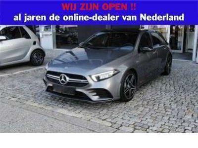 tweedehands Mercedes A35 AMG A 35 AMG4MATIC Nav Pano online bestellen