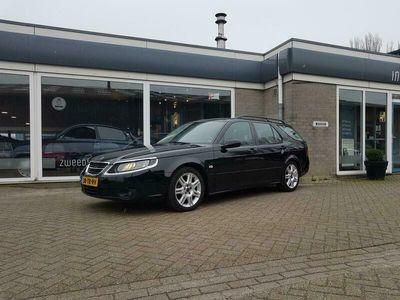 tweedehands Saab 9-5 Estate 1.9 TiD 150pk Vector | Trekhaak | Clima