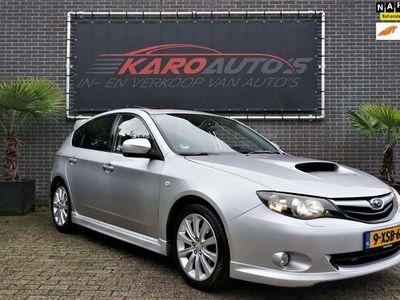 tweedehands Subaru Impreza 2.0D Sport AWD Dak Xenon Leer Navi Clima Vol