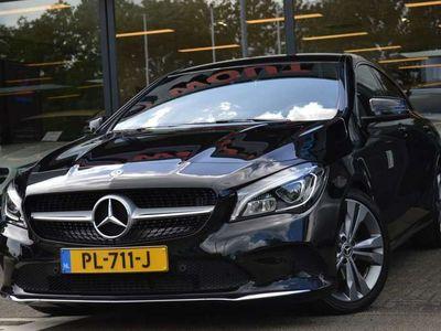 tweedehands Mercedes CLA180 Urban Aut. Navi Led Camera Halfleder Pdc