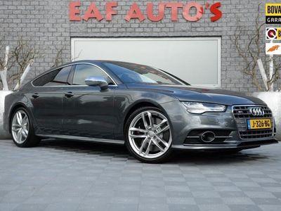 tweedehands Audi S7 Sportback 4.0 TFSI S7 quattro Pro Line Plus / 450 PK / Facelift / Navi / Ecc / Elec pakket / Matrix / 20 Inch