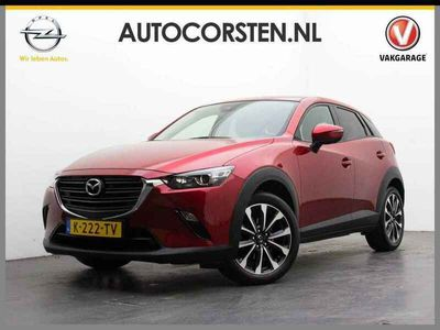 tweedehands Mazda CX-3 2.0 SkyActiv-G 120 Sport Selected Navi Tel. Pdc Cr