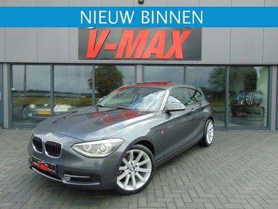 tweedehands BMW 116 116 D AUT. 2.0 Sport Edit Nap Leder Schuifdak Navi