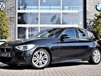 tweedehands BMW 118 1-SERIE I AUT. 5-DRS. M-SPORTPAKKET NAVI XENON