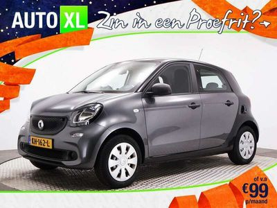 tweedehands Smart ForFour 1.0 5-Drs Pure Airco Cruise Έlectric.ramen