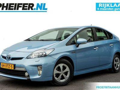 tweedehands Toyota Prius 1.8 Plug-in Dynamic Incl BTW/ Led koplampen/ Half