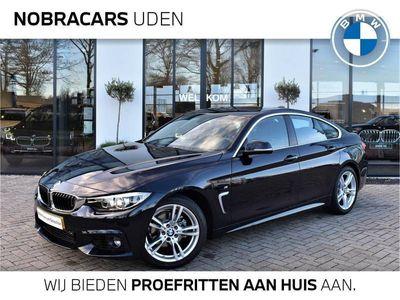 tweedehands BMW 418 4 Serie Gran Coupé136 pk M Sport Executive Automaat